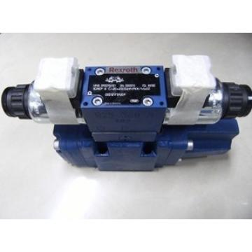 REXROTH 4WE 6 J6X/EG24N9K4/B10 R900548271 Directional spool valves