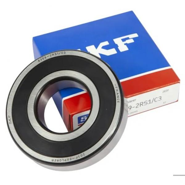 AMI UCNFL206-20MZ2W  Flange Block Bearings #1 image
