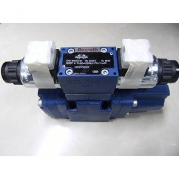 REXROTH 4WE 10 Q3X/CG24N9K4 R900591325 Directional spool valves #1 image