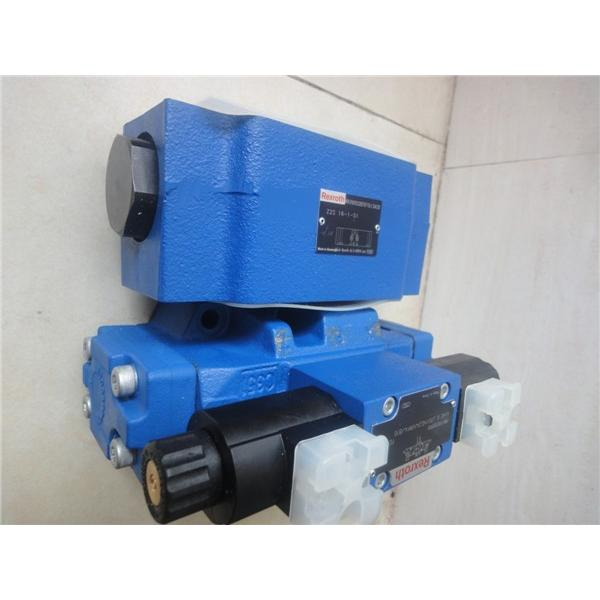 REXROTH DBW 20 B2-5X/350-6EG24N9K4 R900900555 Pressure relief valve #1 image