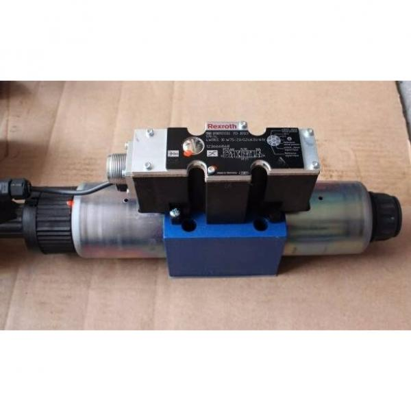 REXROTH 4WE 10 U3X/CW230N9K4 R900909906 Directional spool valves #2 image