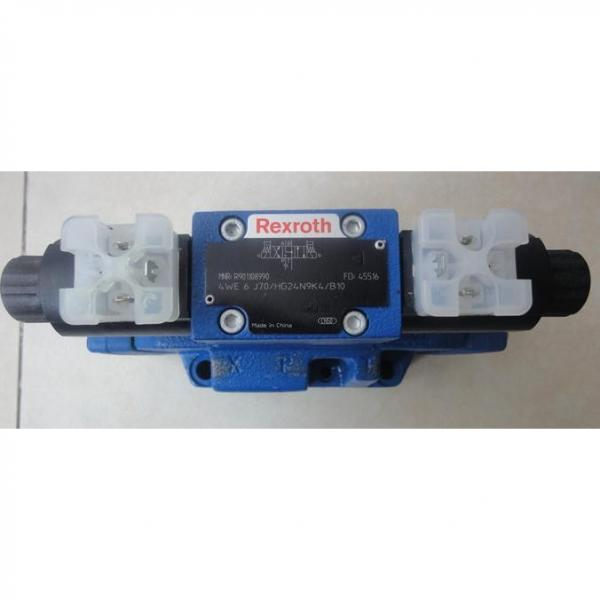 REXROTH 4WE 10 P3X/CW230N9K4 R900925809 Directional spool valves #1 image