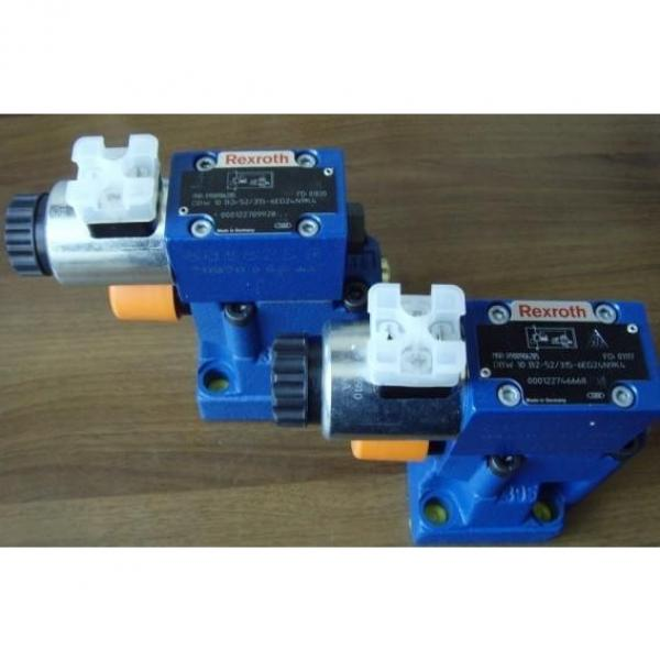 REXROTH 4WE 10 Y3X/CG24N9K4 R900595531 Directional spool valves #2 image