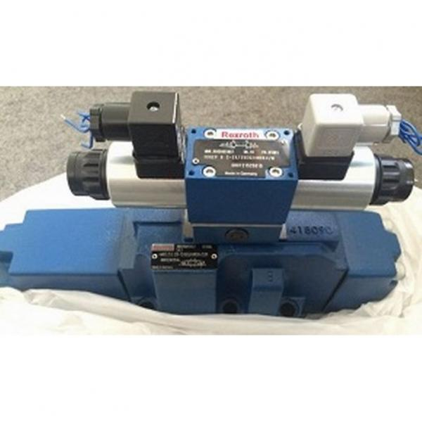 REXROTH DBW 30 B2-5X/100-6EG24N9K4 R900922310 Pressure relief valve #1 image