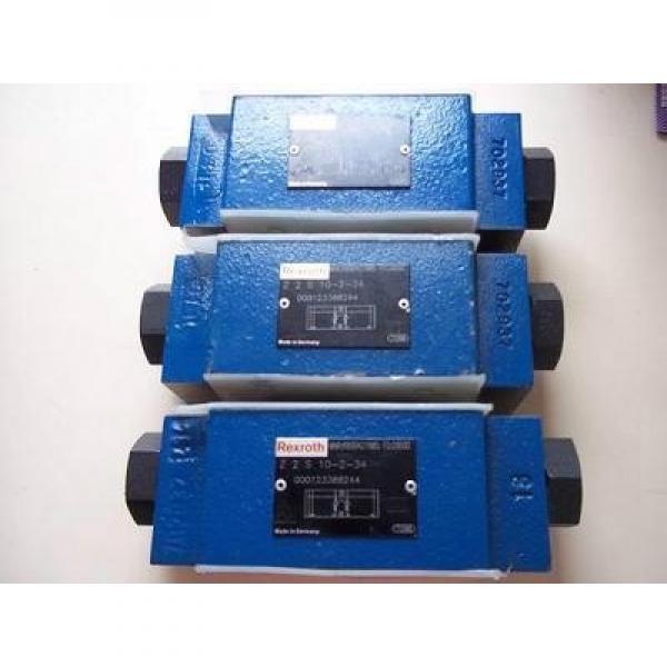 REXROTH 4WE 6 WB6X/EG24N9K4 R900950843 Directional spool valves #1 image